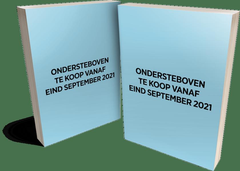 pre-order boek ondersteboven